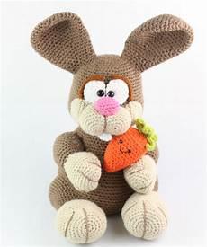 bunny rabbit amigurumi free crochet pattern