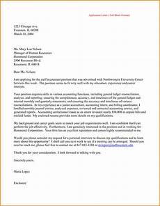 Application Letter Vs Cover Letter Job Application Letter For Accountant Solicited Fresh