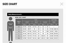 Uniqlo Mens Size Chart Need Help Understand This Uniqlo Size Chart