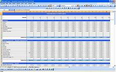 Excel Monthly Expense Template Household Expenses Excel Templates