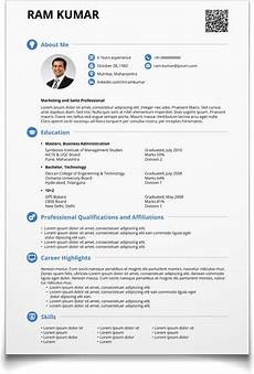 Free Professional Resume Maker Cv Maker Create Resume Now