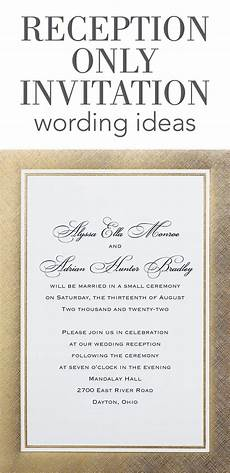 How To Word Hotel Accommodations For Wedding Invitations Reception Only Invitation Wording Dance Only Invitation