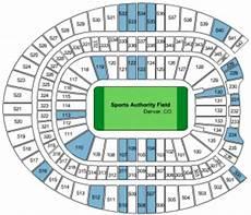 Broncos Tickets Seating Chart Denver Broncos Tickets Seating Chart Www