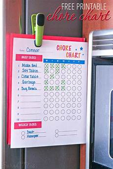 Where To Buy Chore Charts Creating A Chore Chart That S Right For You Titus