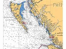 Marine Charts Bc Coast Sailing Pelagia Cruising British Columbia Keep Your