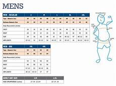 Orvis Mens Size Chart Mens Sizing Chart African Men African Clothing For Men