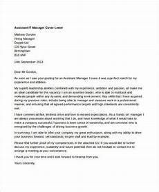 It Cover Letter Examples 7 It Manager Cover Letter Free Sample Example Format