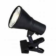 Small Clip On Led Light Newhouse Lighting 21 In Black Led Clamp Desk Lamp Light