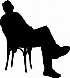 Sitting Sofa Png Image by 15 Sitting In Chair Silhouette Png Transparent Onlygfx