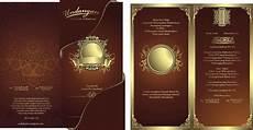 7 template undangan pernikahan keren format cdr gratis