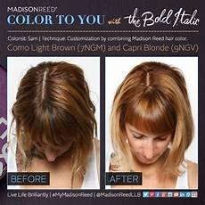 Reed Lucca Light Brown 118 Best Before And After Hair Color Results Images On