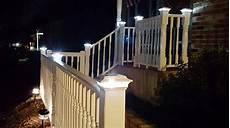 Cap Lights For Deck Solar Post Cap Lights For Your Deck Decksdirect