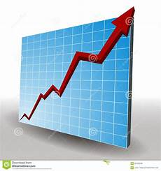 Profit Chart Profit Chart Stock Vector Illustration Of Line White