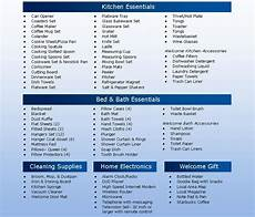 List Your Home For Rent Vacation Home Inventory List Lake House Rentals