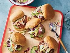 Cooking Light Gluten Free Recipes Turkey Sliders With Crunchy Green Apple Slaw Recipe