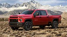 chevrolet silverado 2020 the 2020 chevy silverado hd gets a new look to match its