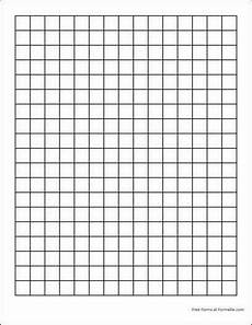 1 Square Per Inch Graph Paper Free Graph Paper 2 Squares Per Inch Heavy Black From