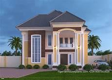 5 Bedroom Duplex Design 5 Bedroom Duplex Ref 5024 Nigerianhouseplans