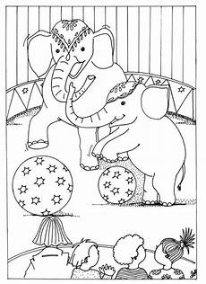 Karneval Malvorlagen Kostenlos Free Printable Circus Coloring Pages For