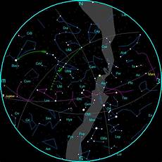 Star Chart For Date Bob Moler S Ephemeris Blog Thoughts On Life The