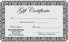 Gift Certificates Blanks Gift Certificate Template 29 Download Pdf Psd Word