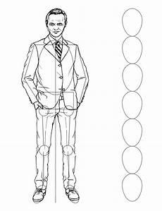 como desenhar pessoas de forma realista 7 passos