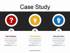 Case Study Powerpoint Template Case Study For Financial Management Powerpoint Template
