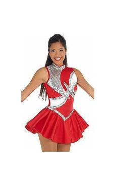 Dance Uniform Design Time Dress Color Guard Dance Team Uniforms Dance
