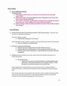 Essays To Copy Unit 2 Informative Essay The Teacher Inside Me