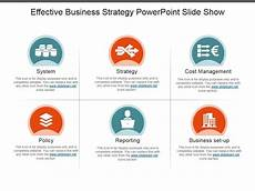 Business Strategy Powerpoint Effective Business Strategy Powerpoint Slide Show