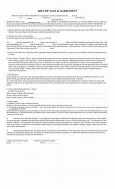 Horse Bill Of Sale Free California Horse Bill Of Sale Amp Agreement Template