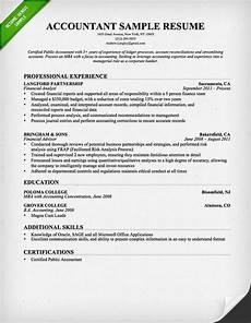 Resume Format Accountant 24 Best Finance Resume Sample Templates Wisestep
