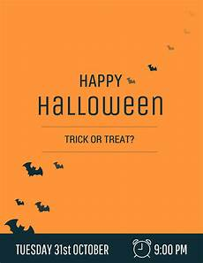Halloween Flyers Templates Free 7 Spooky Halloween Flyer Templates Venngage