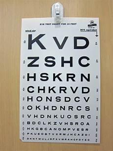 Illinois Dmv Eye Chart Standard Eyechart By Libertine Stock On Deviantart