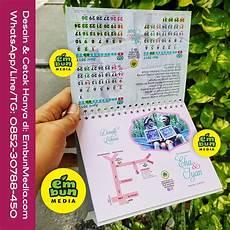 undangan pernikahan bentuk kalender duduk 171 cetak undangan