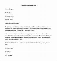 Letter Intro 11 Letter Of Introduction Templates Pdf Doc Free