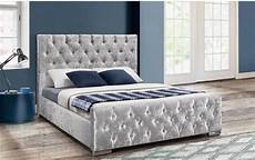 grey crushed velvet bed bedroom ideas in 2020 crushed