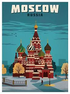 retro plakat ideastorm studio store vintage moscow poster