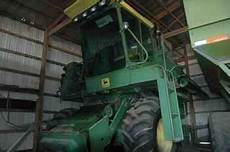 Used Farm Tractors For Sale John Deere 6600 Combine 2006