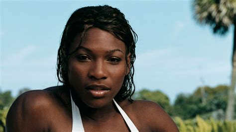 Serena Williams Nude Pose