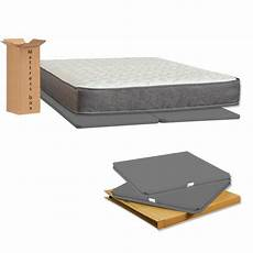 gowtun 10 inch pocketed coil rolled medium plush mattress