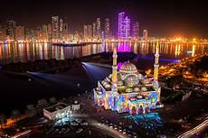 Dubai Night Lights Images Of Dubai Cybertron Of The Middle East The Nomad