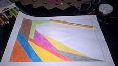 desenho abstrato geom 233 trico passo a passo