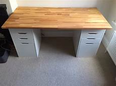 ikea desk top drawers filing cabinets solid wood