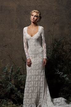 valentina backless lace wedding dress dreamers and