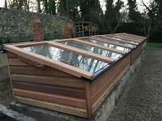 cold frames oak raised beds rt maintenance grounds