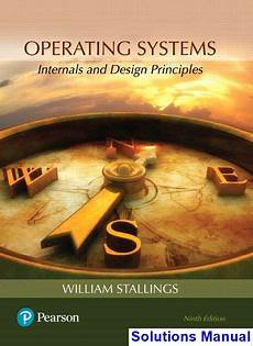 Solutions Manual For Operating Systems Internals And