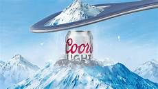 Coors Light Open 2014 Coors Light Crack Open Mountain Cold Refreshment Ad