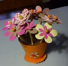 fiori vaso cartoncino mio vaso di fiori