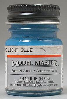 Ford Light Blue Engine Paint Model Master Ford Engine Light Blue Enamel Paint 1 2 Oz